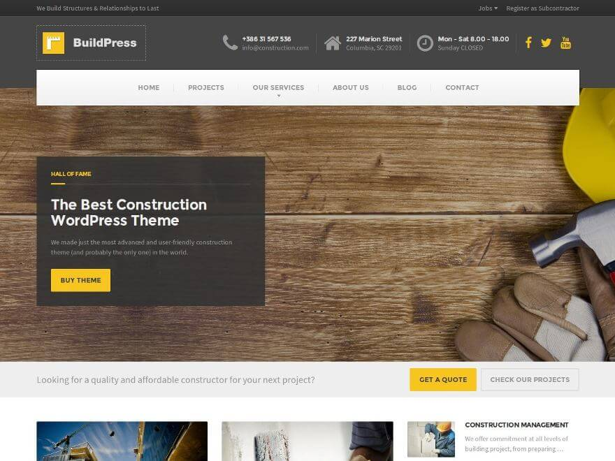 Buildpress wordpress theme documentation online documentation buildpress cover pronofoot35fo Image collections