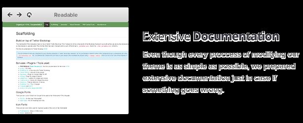 Readable - WordPress Theme Focused on Readability