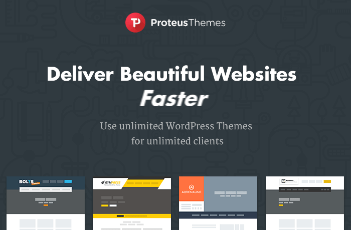 Premium WordPress Themes & Templates for Business - ProteusThemes