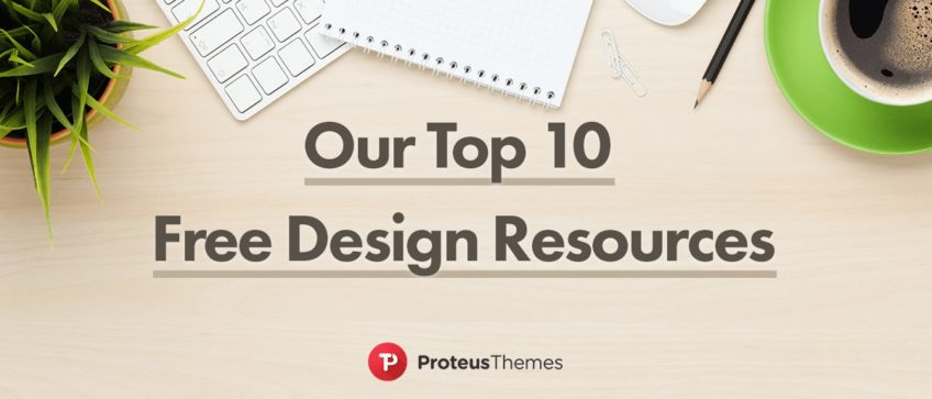 Top free design resources