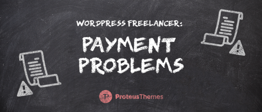 Freelance payment problems