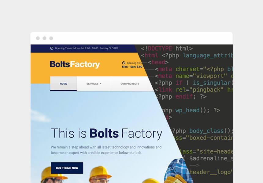 bolts-code