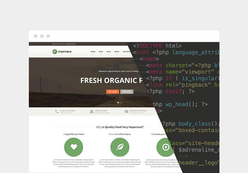 organique-code