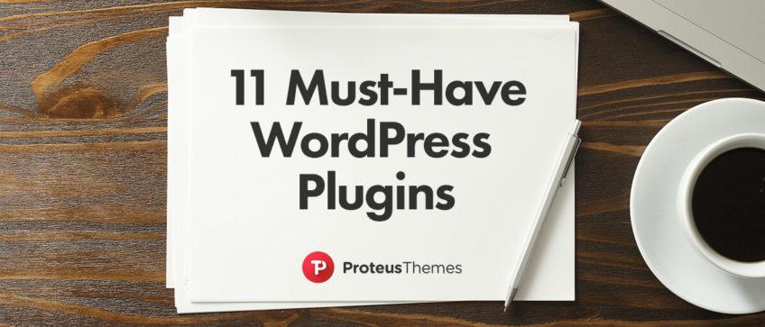 Must have plugins