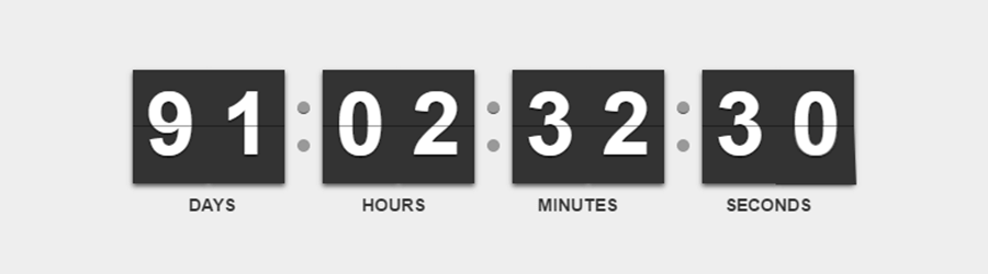 BuildPress Countdown Widget
