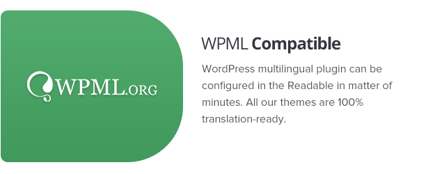 Readable - Blogging WordPress Theme Focused on Readability - 4