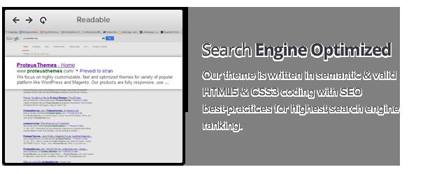 Readable - Blogging WordPress Theme Focused on Readability - 5