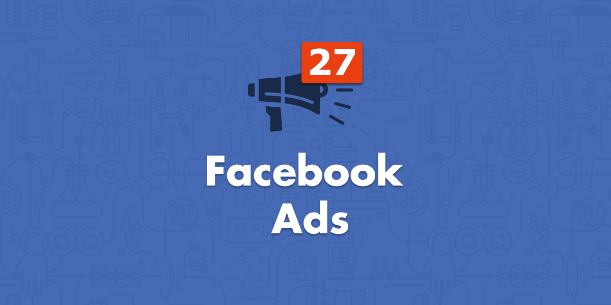 facebook ads for sales and engagement