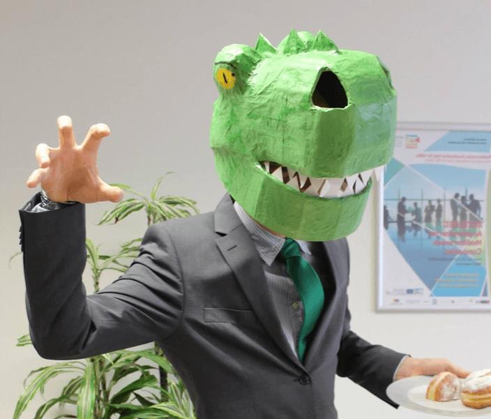 ProteusThemes Office Monster