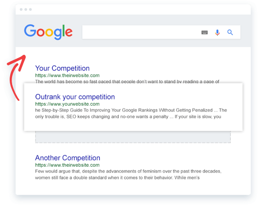 Outrank Your Competition with our WordPress Themes - seo friendly