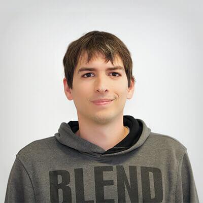 Marko Prelec, Front-end programmer