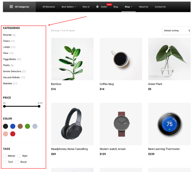 How to add advanced WooCommerce product filters to your shop