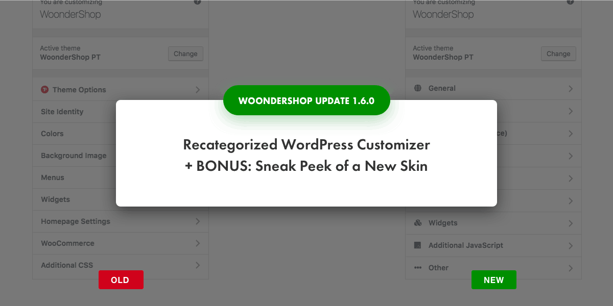 improved wordpress customizer cover photo