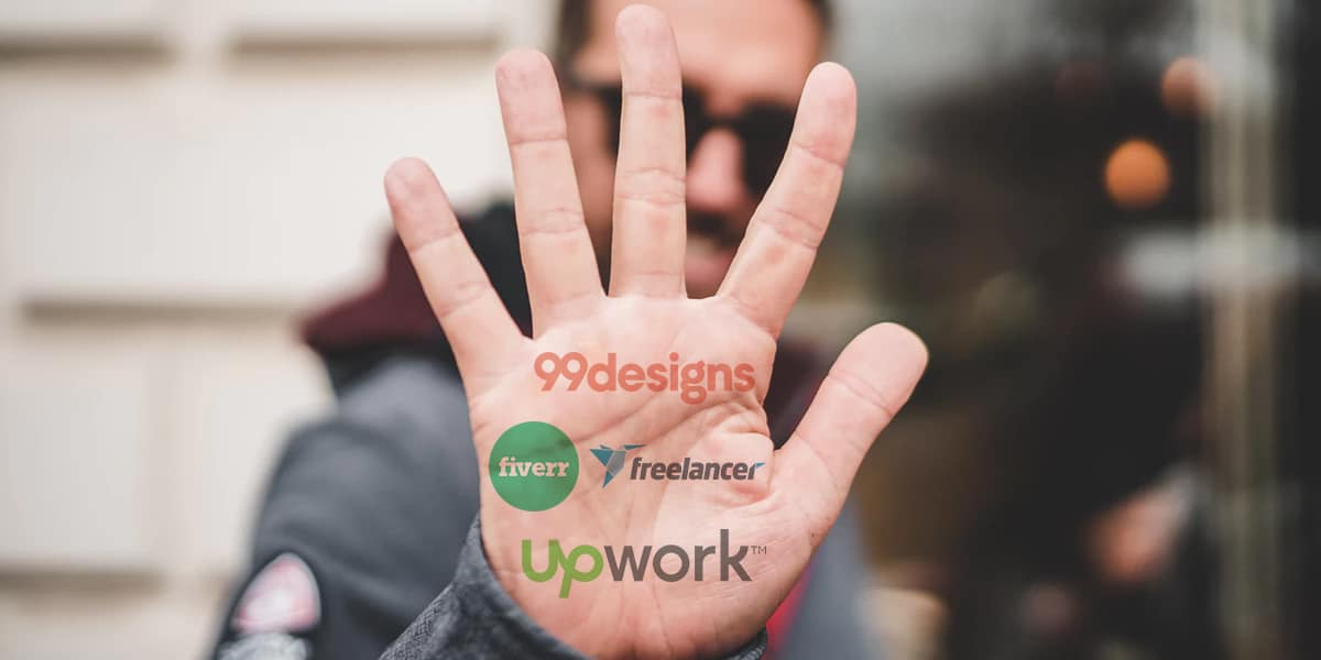 avoid freelance marketplaces