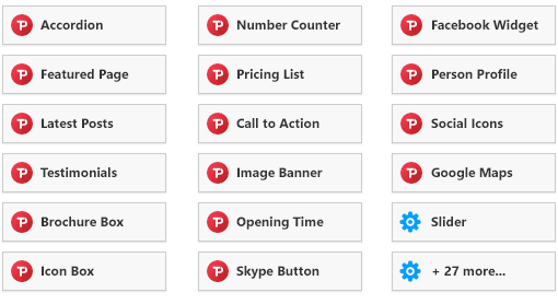 page-builder-widgets