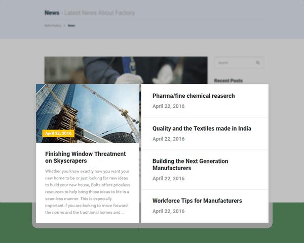 Article & Blog Design