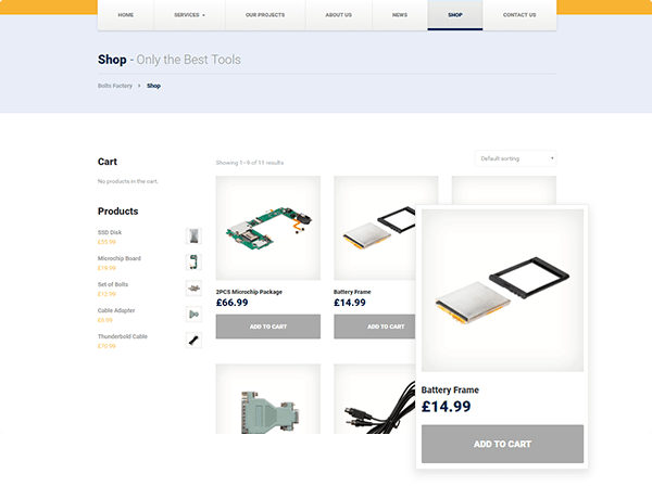 WooCommerce Plugin for Online Store